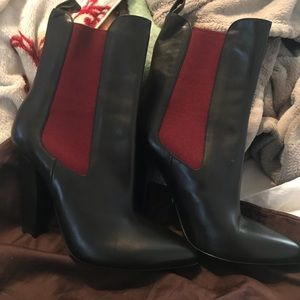 Gucci booties!